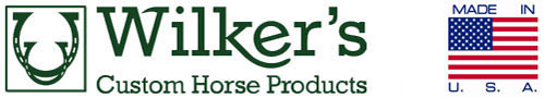 Wilkers Custom Horse Products Logo